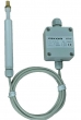 Relative Humidity HT15 Transmitter RH - Temperature, probe 2 mtr. cable, analog outputs, 4-20mA, 0-10V